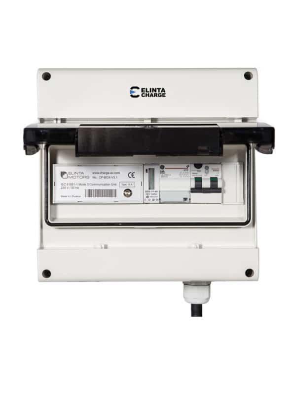 ElintaCharge HomeBox mini T2 3 ikrovimo stotele