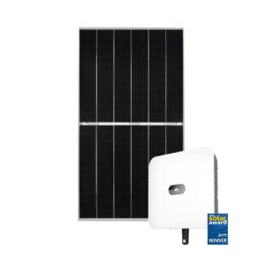 Naujos kartos optizimuota saules elektrine jinko huawei