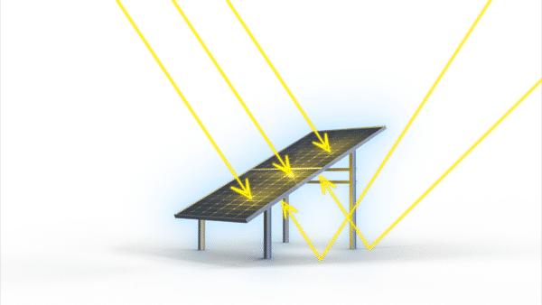 JA Solar Deep Blue 3.0 535W dvipusio veikimo saules moduliai
