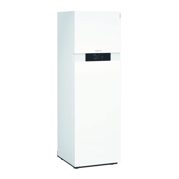 VITOCAL 111-S 6kW-16kW šilumos siurblys oras – vanduo su integruotu boileriu