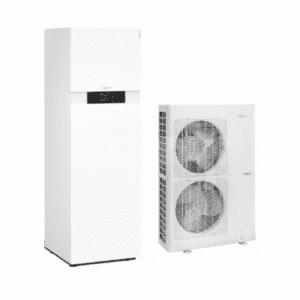 VITOCAL 111-S 6kW-16kW šilumos siurblys oras – vanduo su integruotu boileriu Viessmann