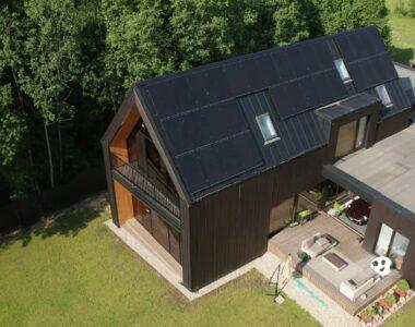 energetiskai efektyvus namas