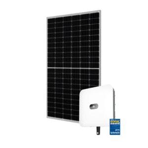 saulEs elektrines komplektas solidi huawei ja solar